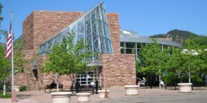 Boulder Main Public Library Colorado
