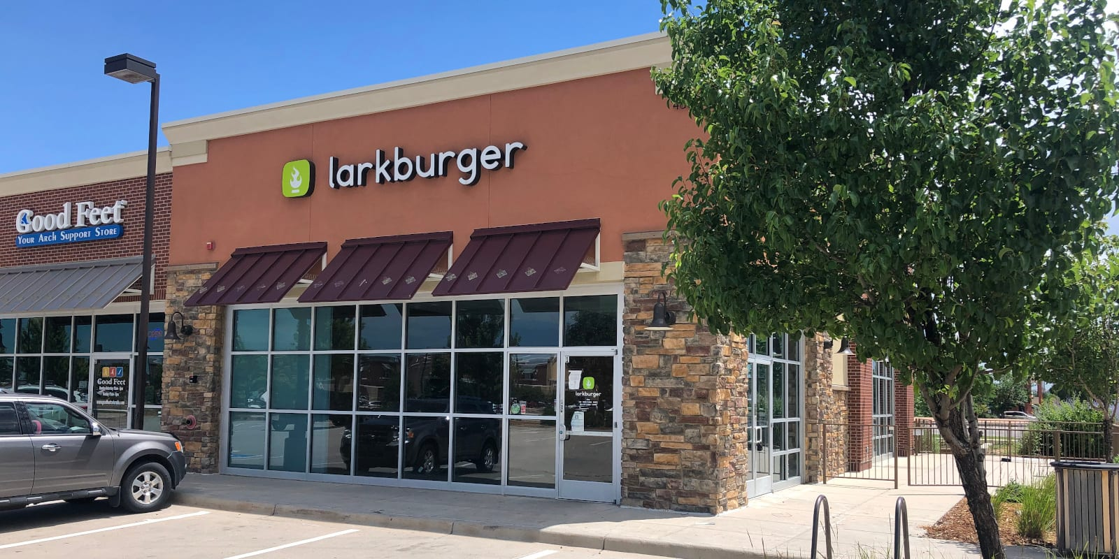 Larkburger Colorado