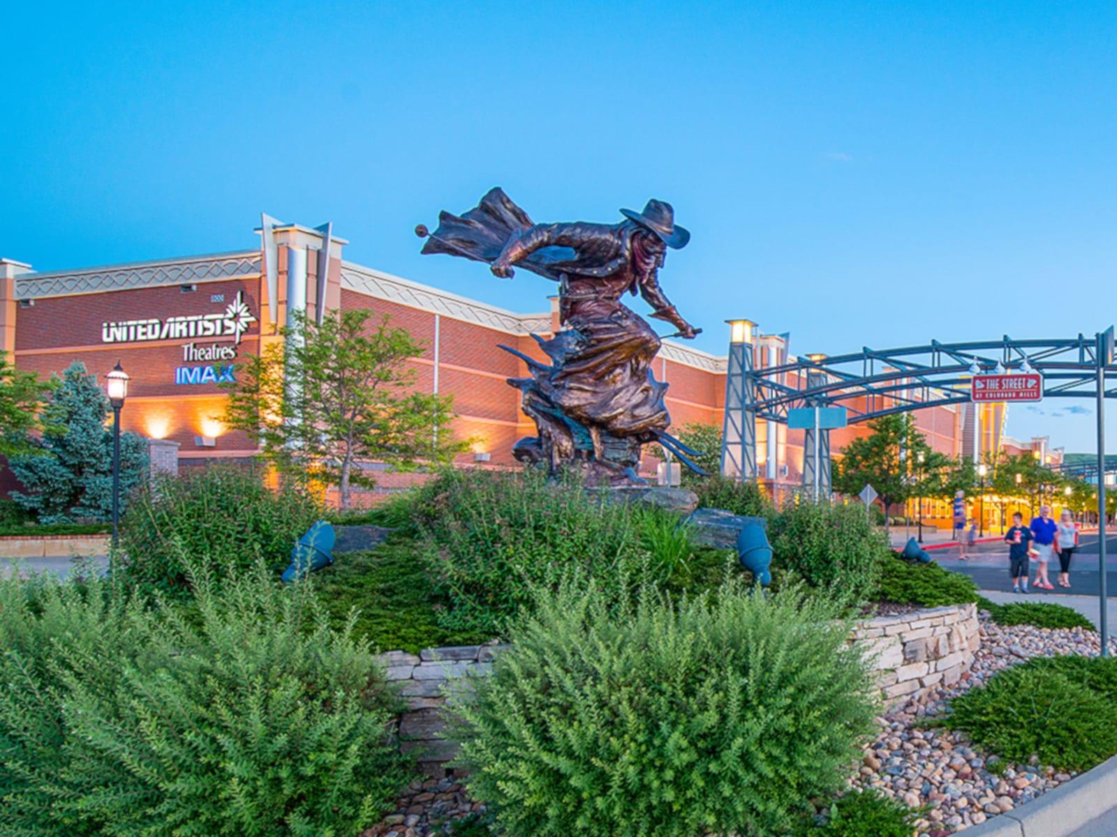 Colorado Mills Malls Lakewood CO