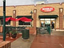 Colorado Restaurant Noodles and Company Denver