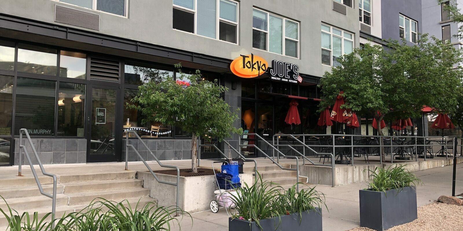 Tokyo Joe's Asian Fusion Denver Colorado