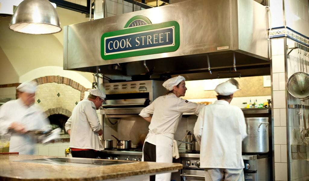 Cook Street School of Culinary Arts Cooking Class