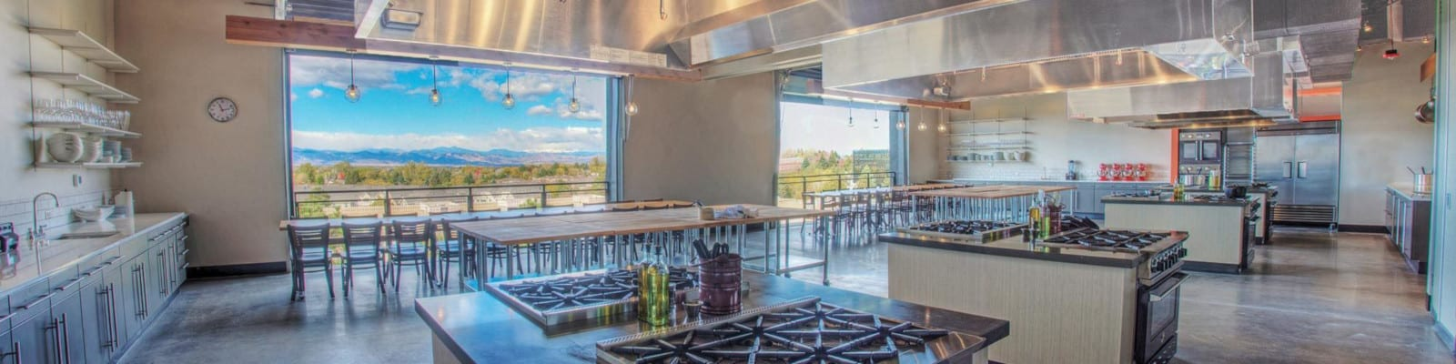 Denver Cooking Classes Uncorked Private Events Kitchen