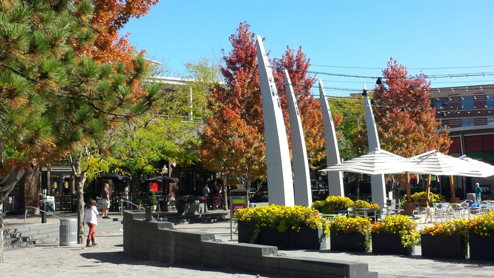 Denver Metro Malls Belmar Shopping Center Lakewood CO