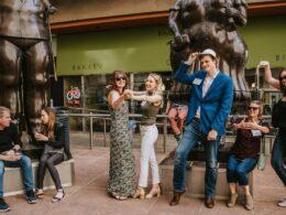 Let's Roam Denver Scavenger Hunt Statues