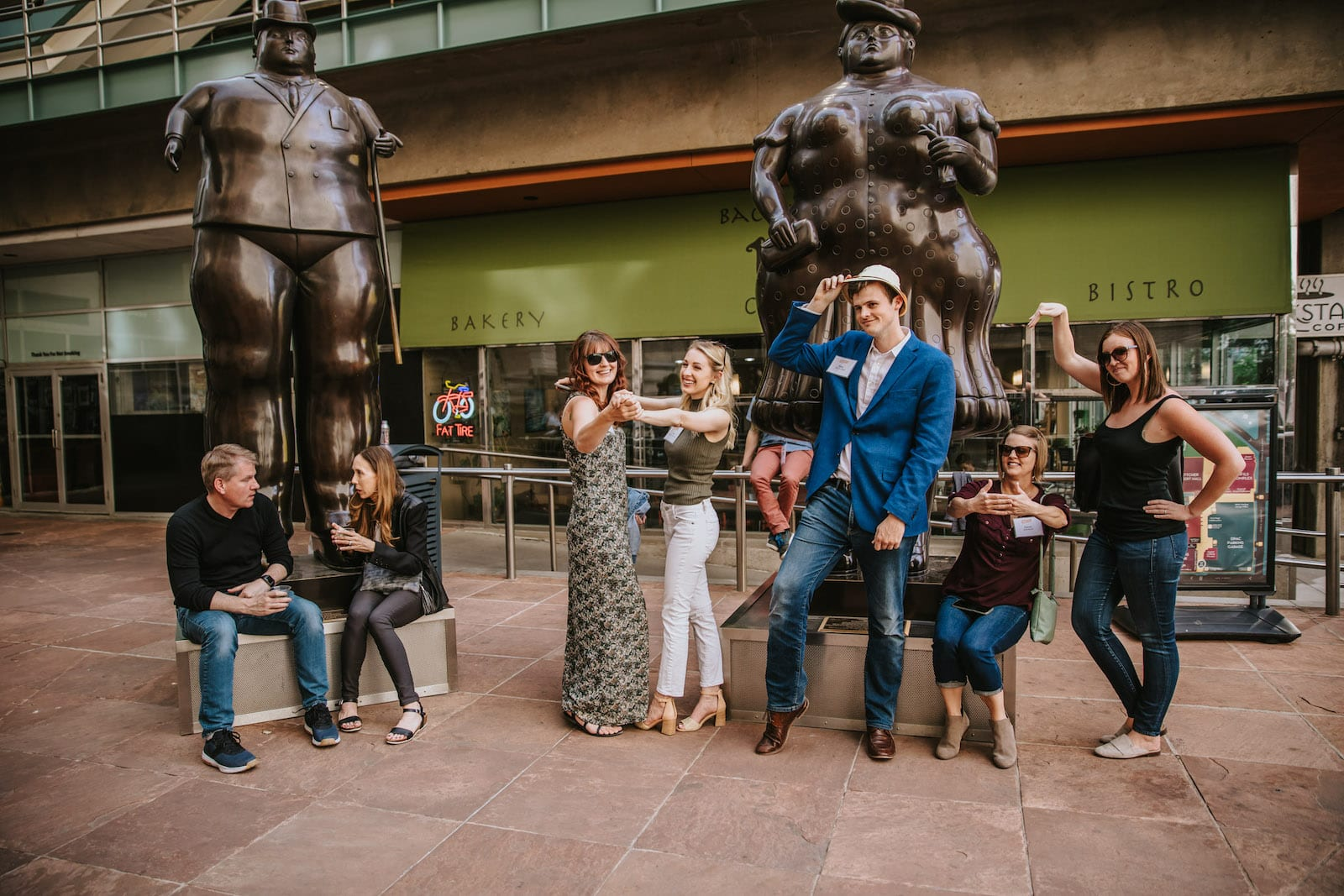 Let's Roam Denver Statues Scavenger Hunt
