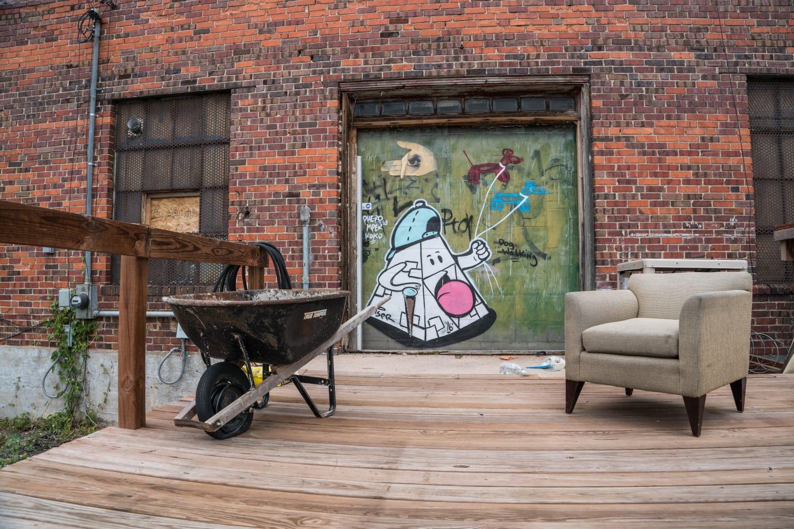 Unique Experiences Denver RiNo Art District Street Graffiti