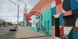 Unique Experiences Denver RiNo Art District Street Mural