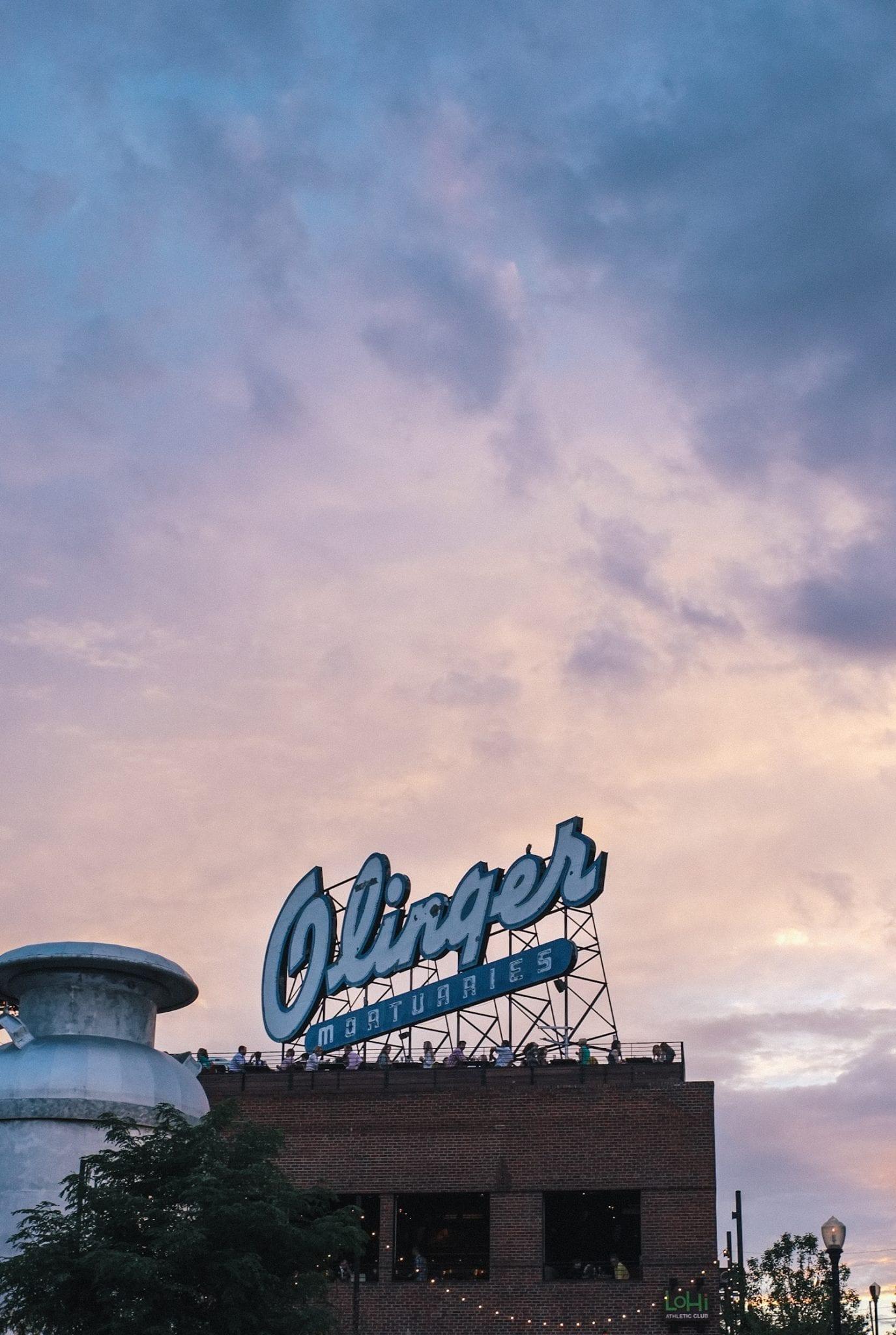 Unique Denver Experiences Linger Restaurant