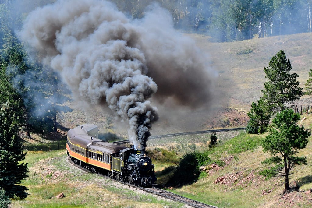 image of the Rio Grande Railway