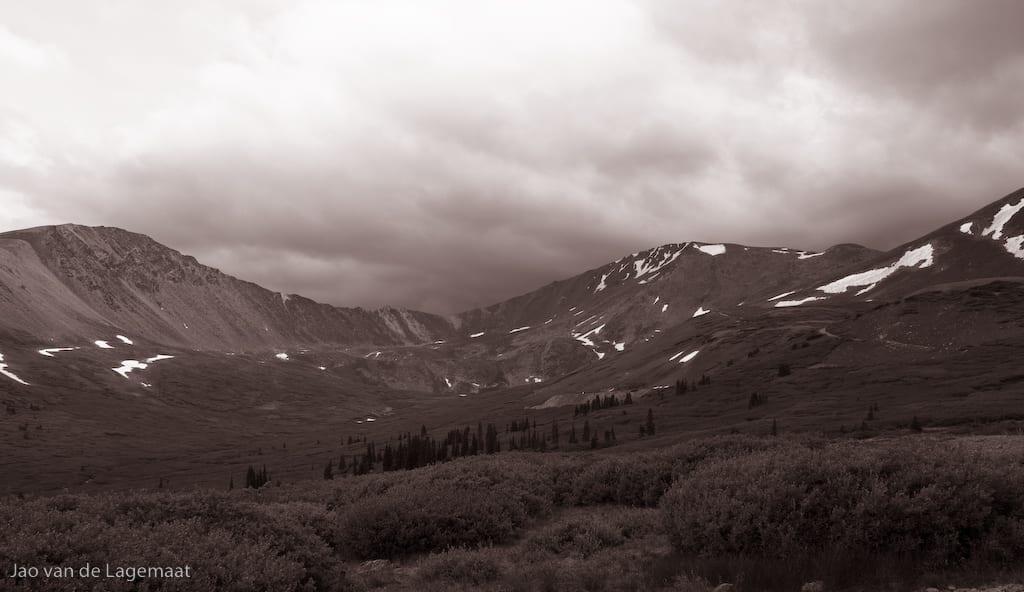 Argentine Pass, Colorado