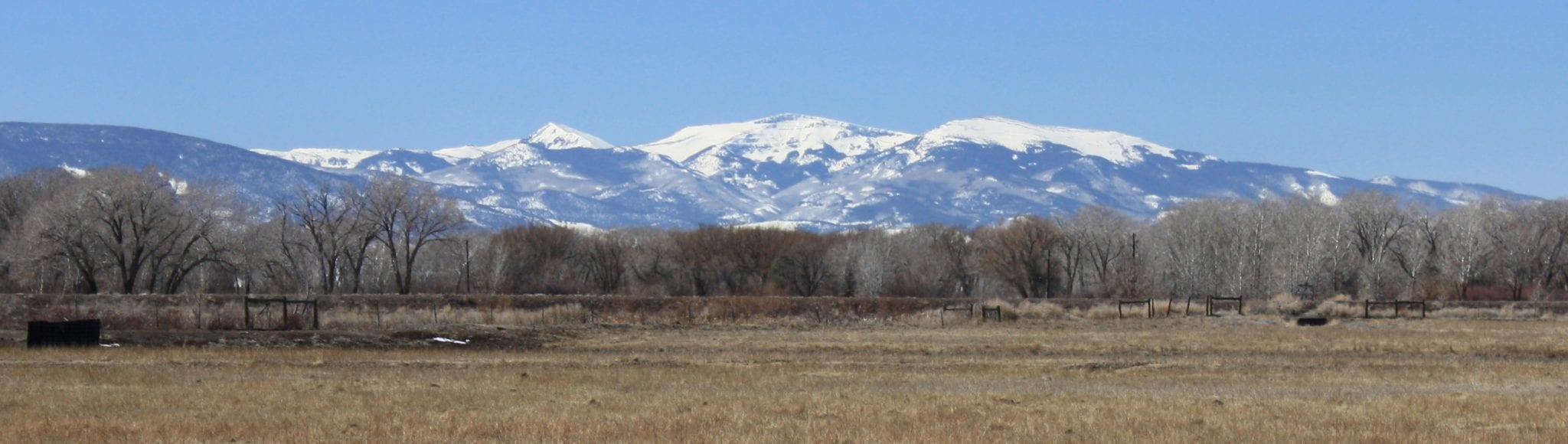 Bennett Peak, Colorado