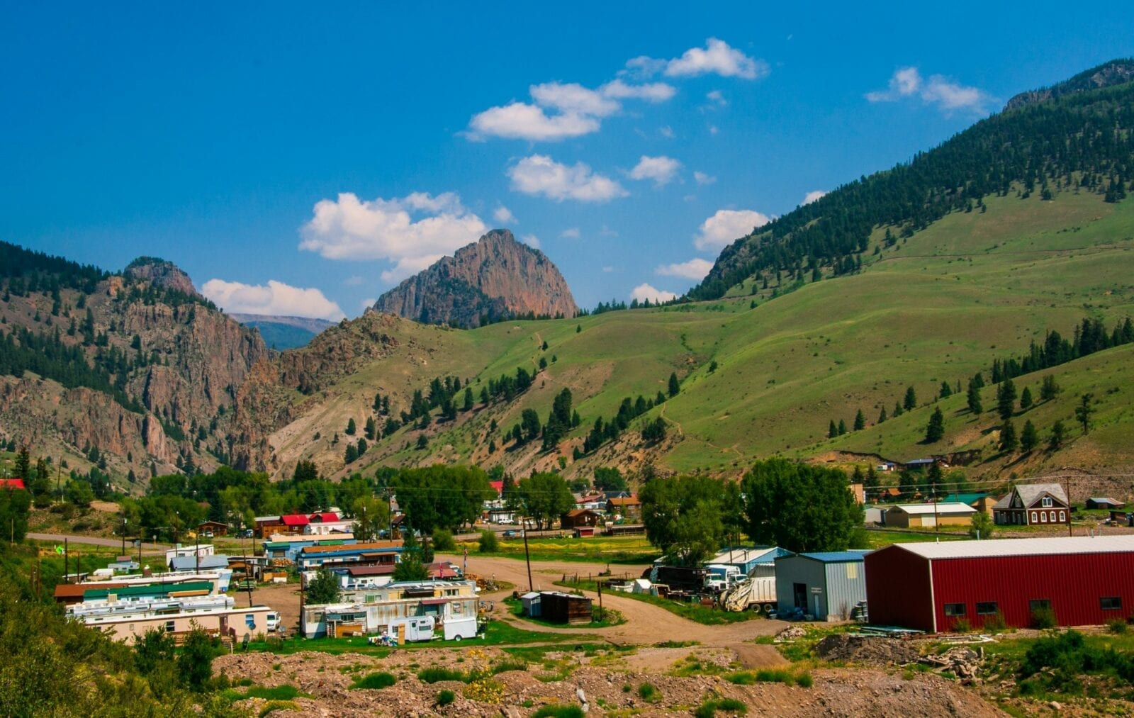 image of Creede Colorado