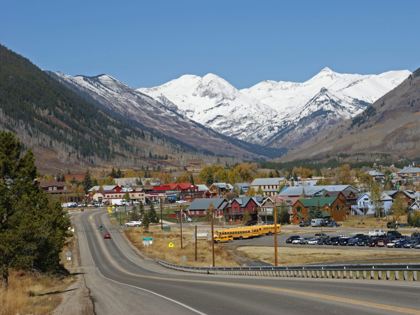 image of Crested Butte Colorado