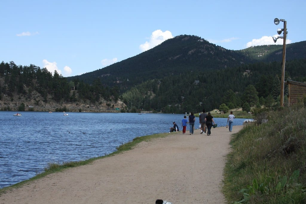 image of Evergreen Lake