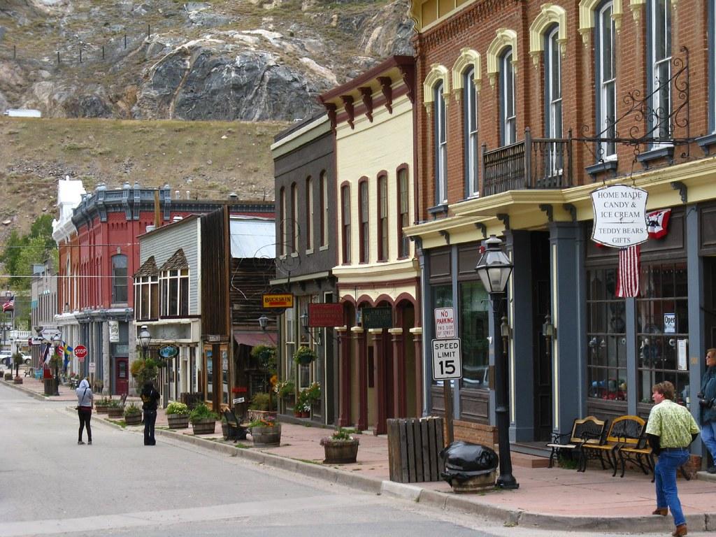 image of Georgetown Colorado