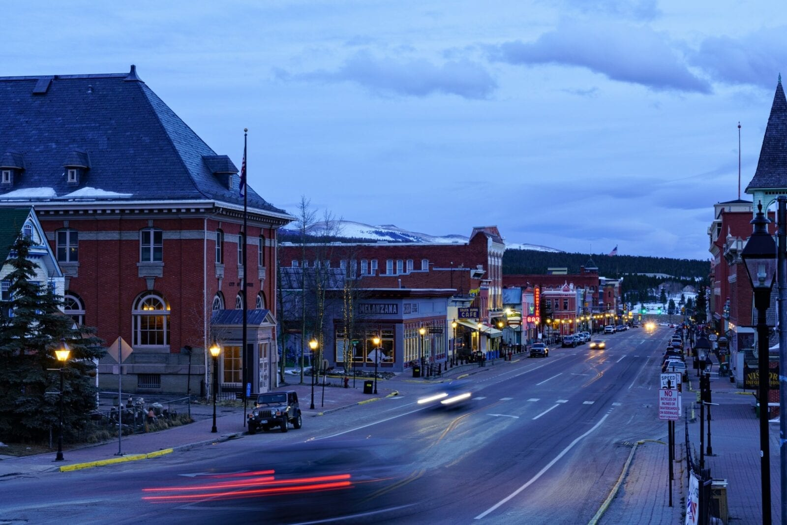 image of Leadville Colorado