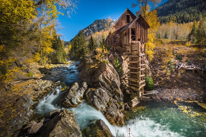 image of Crystal Mill in Colorado