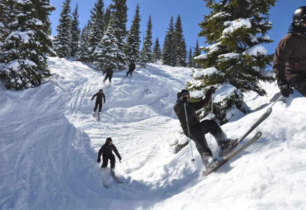 Ski Sequence