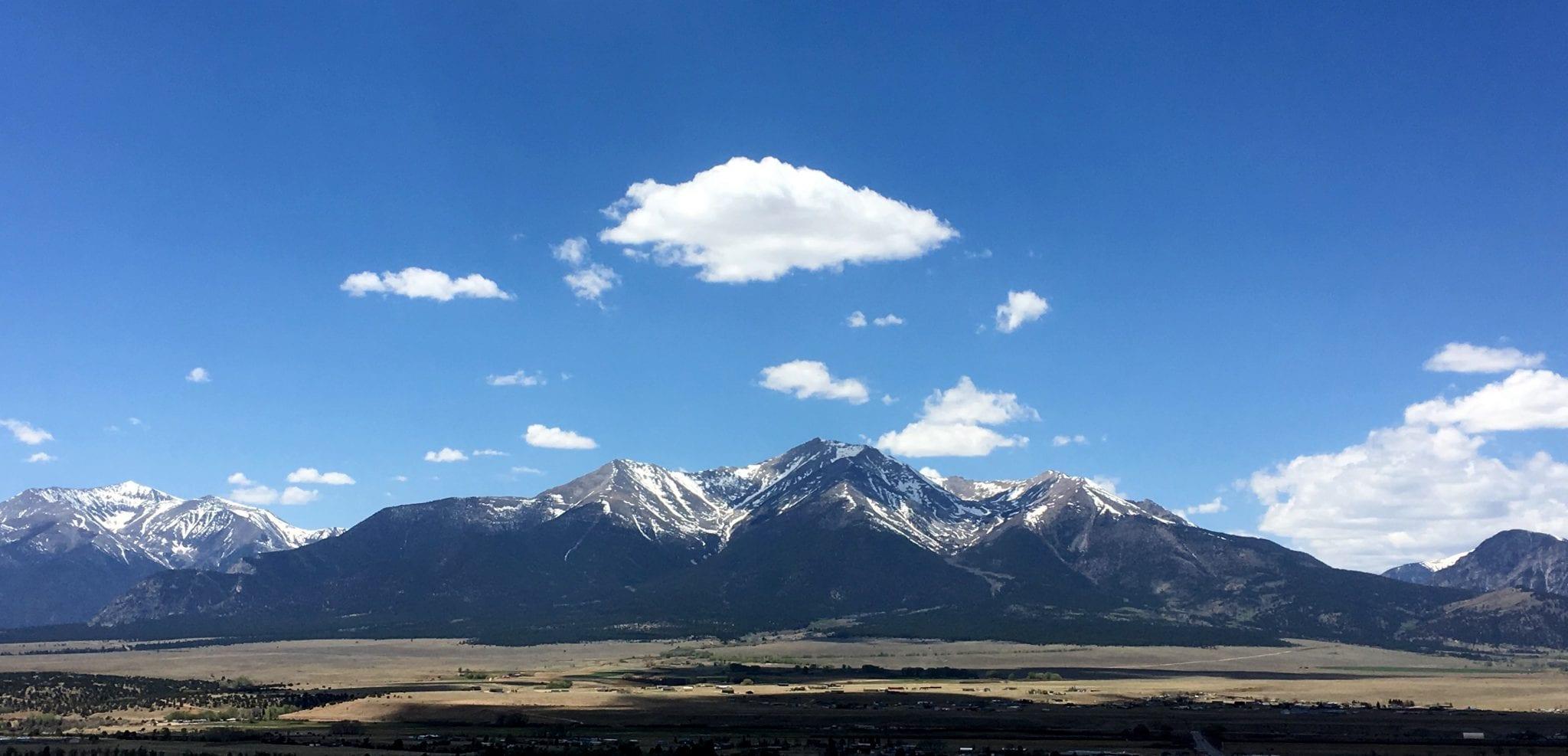 The Collegiate Peaks