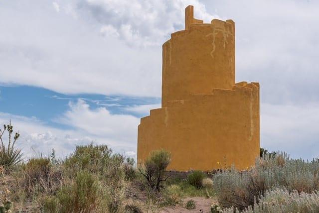 image of ziggurat