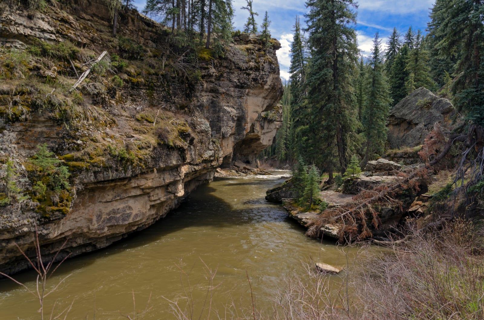 Piedra River Colorado Camping Hot Springs