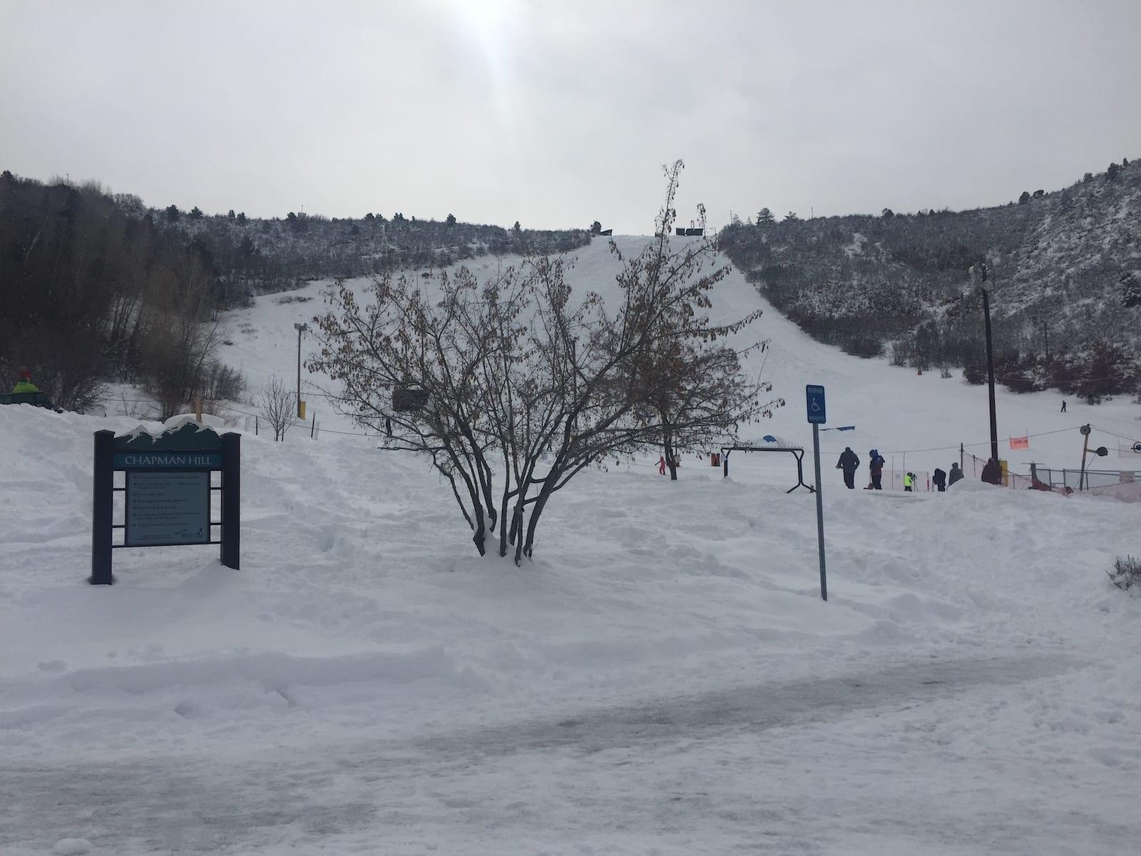 Chapman Hill Municipal Ski Area Durango Colorado
