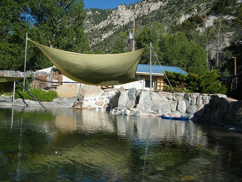 Cottonwood Hot Springs Buena Vista Colorado
