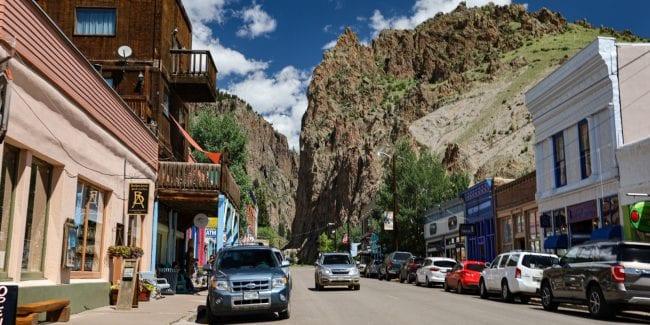 Small Towns Colorado Downtown Creede