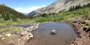 Hike Conundrum Hot Springs Free Primitive Pool