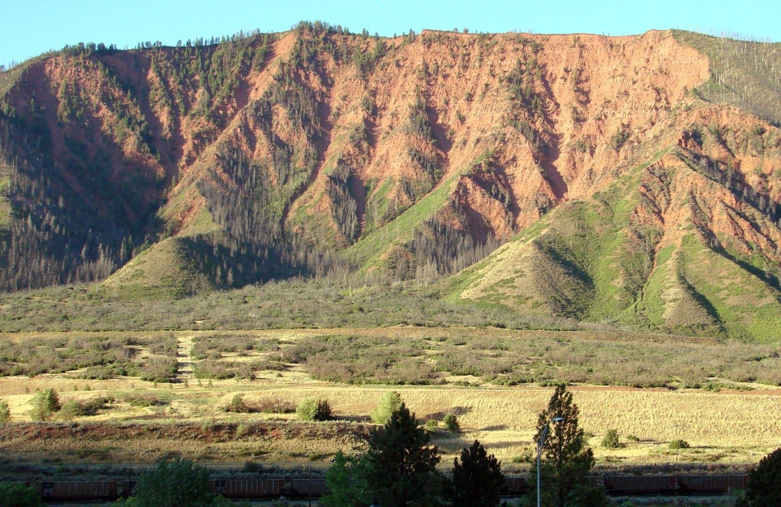 Glenwood Springs CO Red Mountain