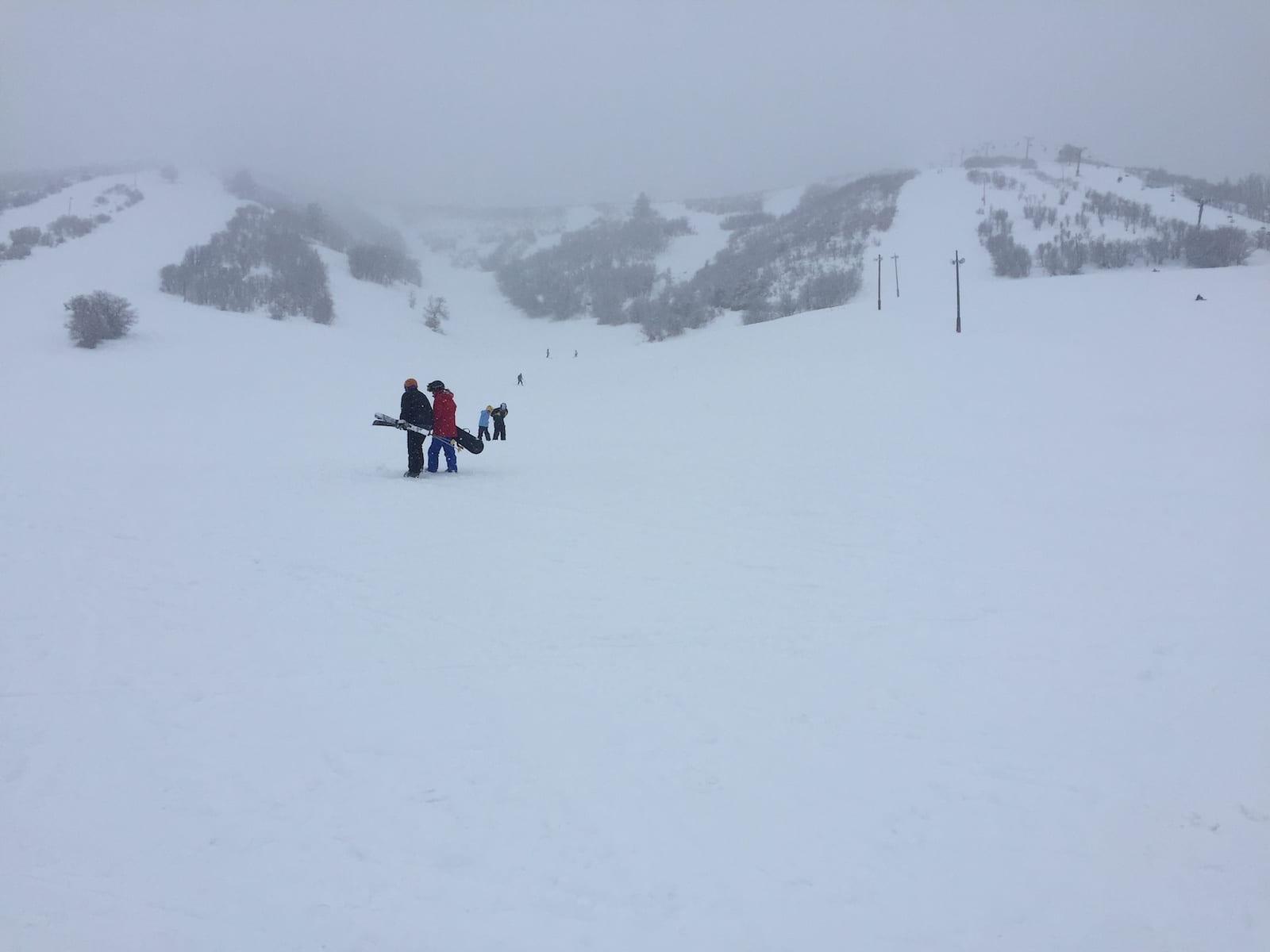 Hesperus Ski Area Durango Colorado