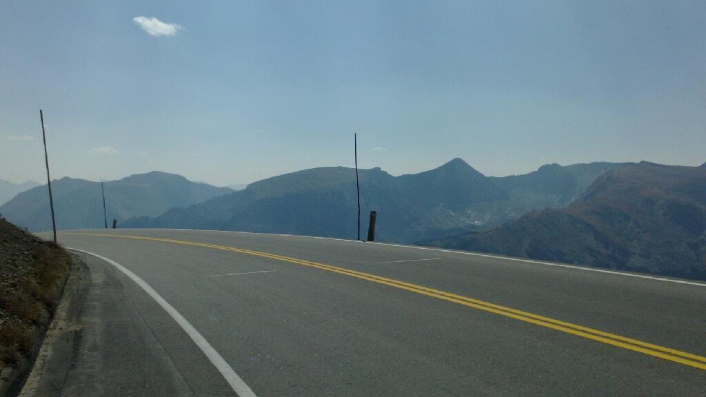 Highest Paved Roads Colorado Iceberg Pass Trail Ridge Road