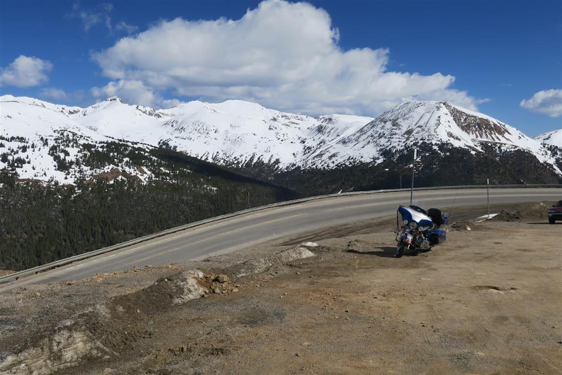 Loveland Pass Highest Paved Roads Colorado