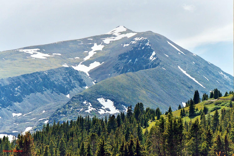 Mount Lincoln Colorado Mount Lincoln