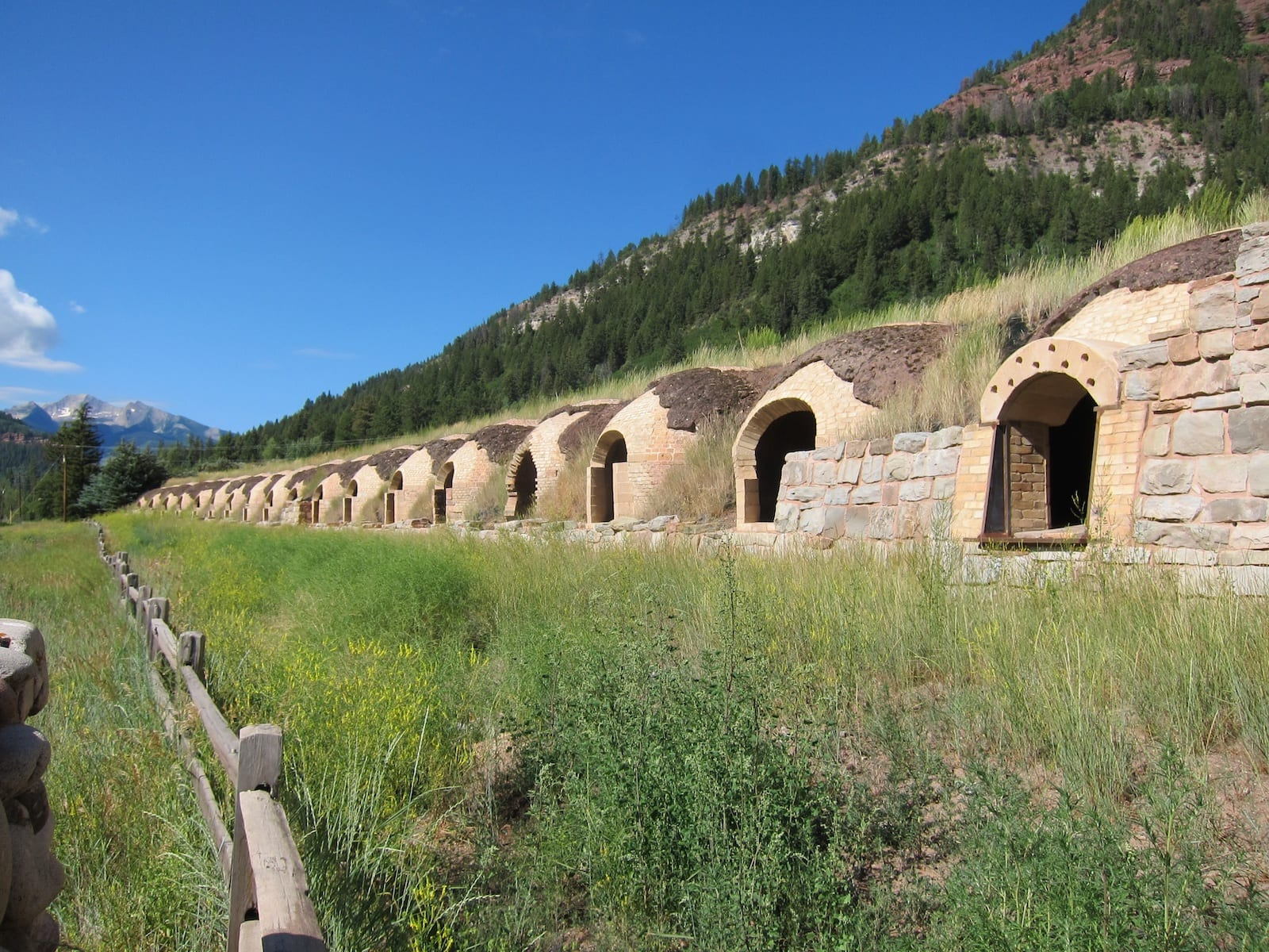 Redstone CO Coke Ovens