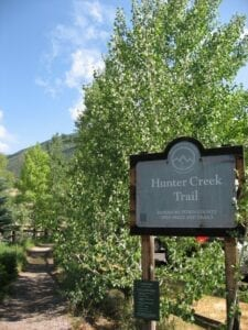 Hunter Creek Trail Best Aspen Hikes