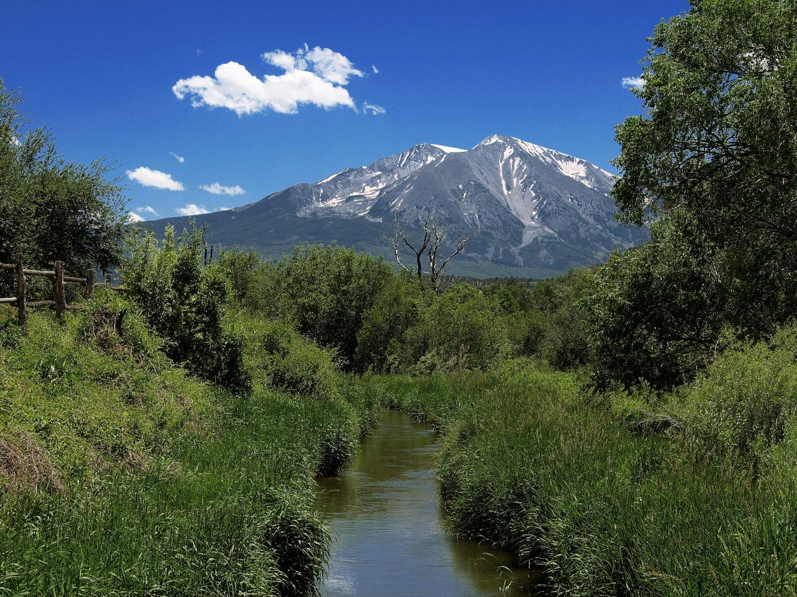 Rio Grande Trail Glenwood Springs to Aspen, CO Hike