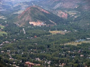 Top Aspen Hikes Ute Trail Overlook