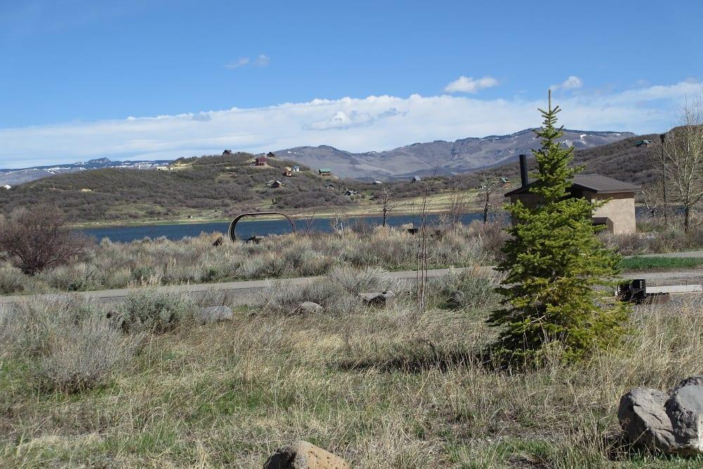 Vega State Park Aspen Grove Campground