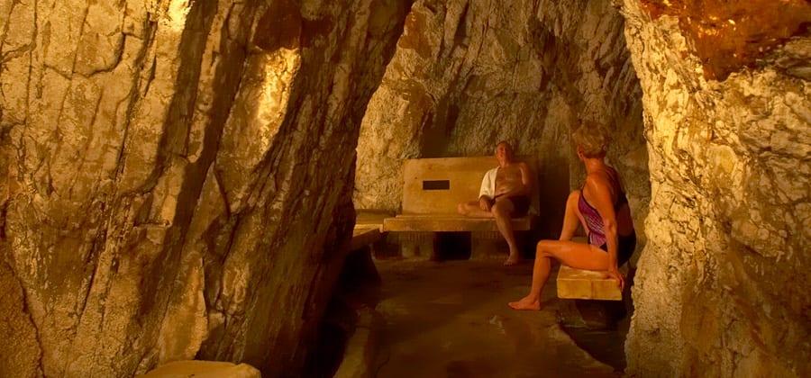 Yampah Vapor Caves Glenwood Springs Hot Springs