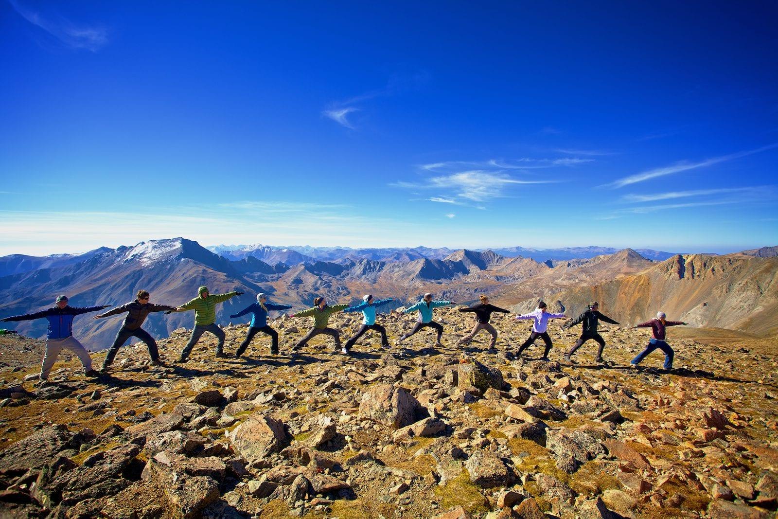 14er Yoga Gurus, CO