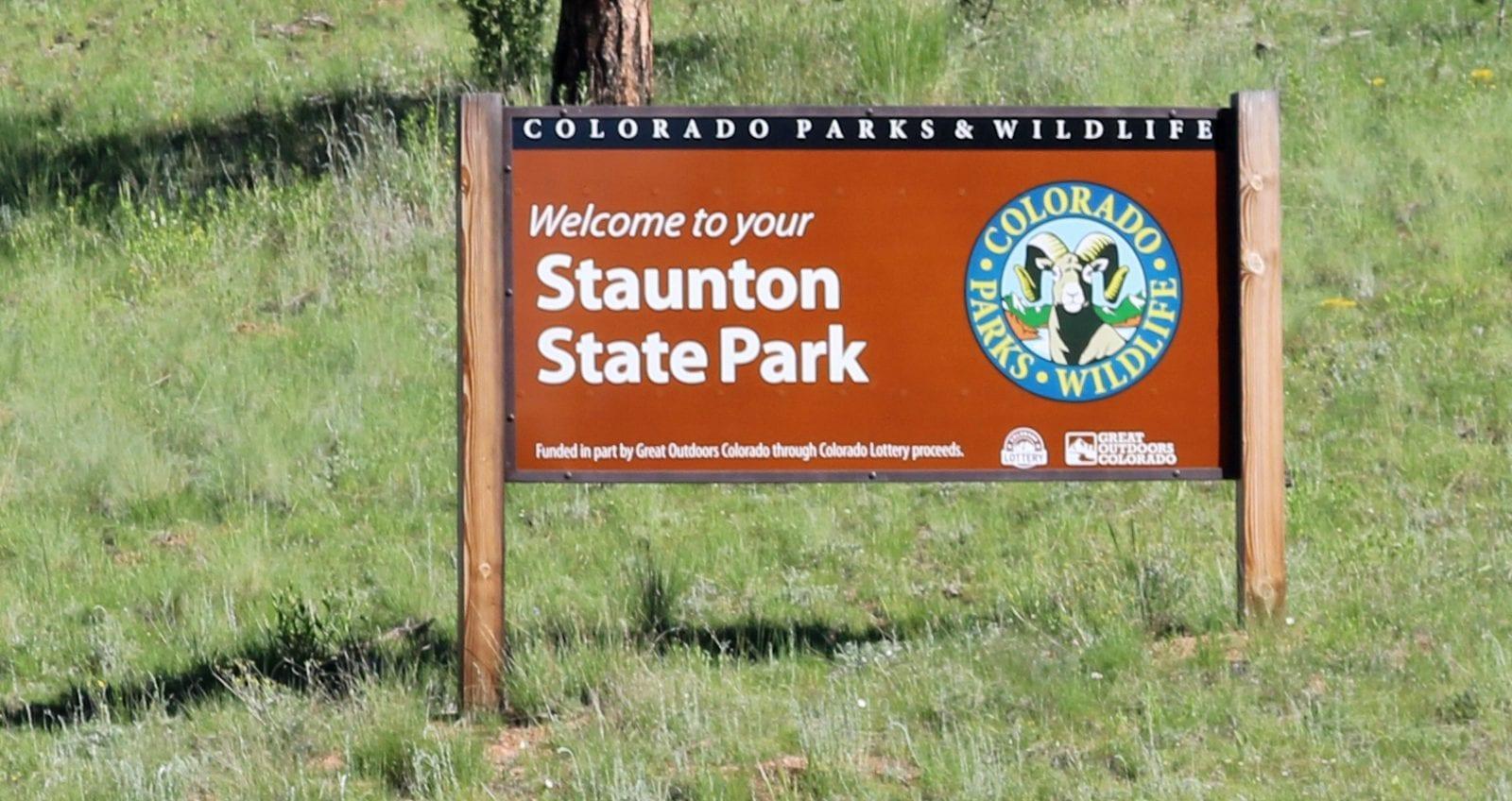 Camping Staunton State Park