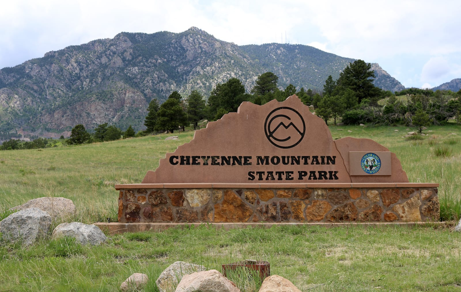 Cheyenne Mountain State Park In Colorado Springs, Colorado
