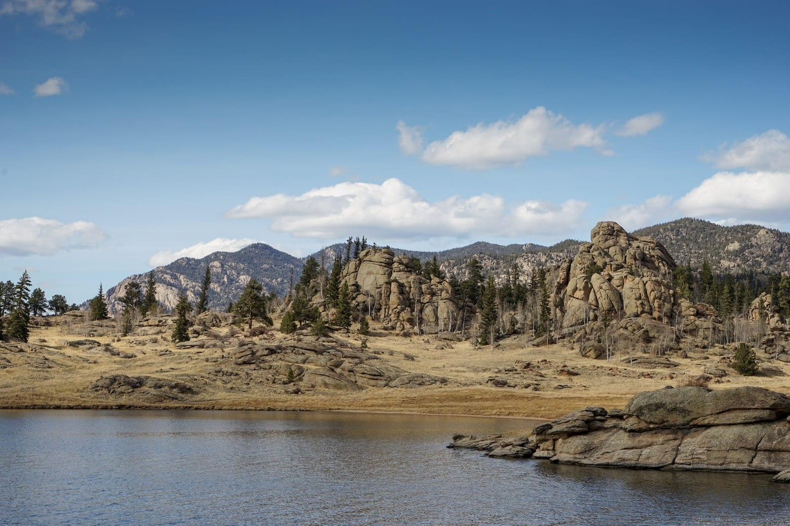 Eleven Mile State Park, CO