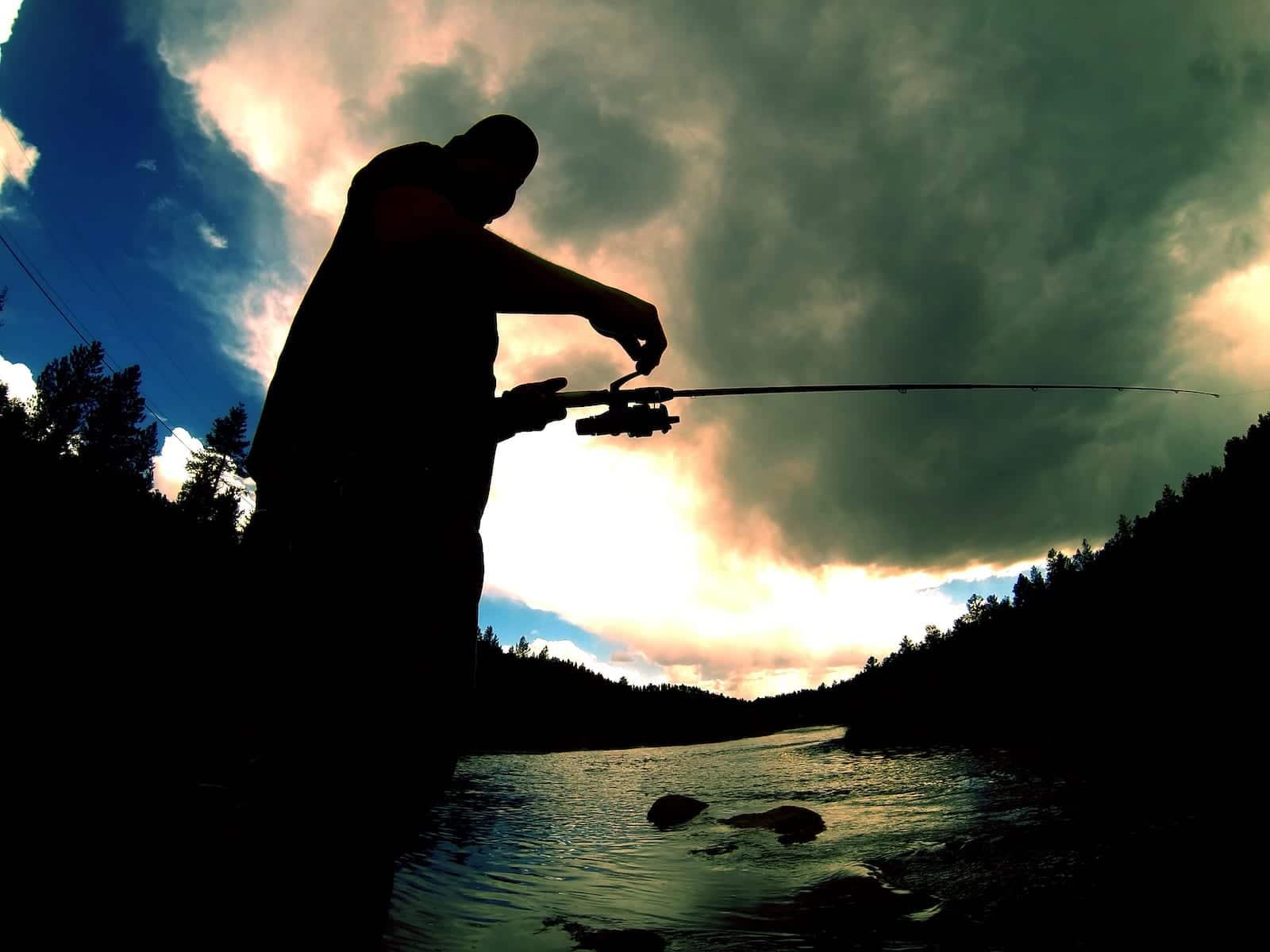 Fishing Deckers Colorado Platte River