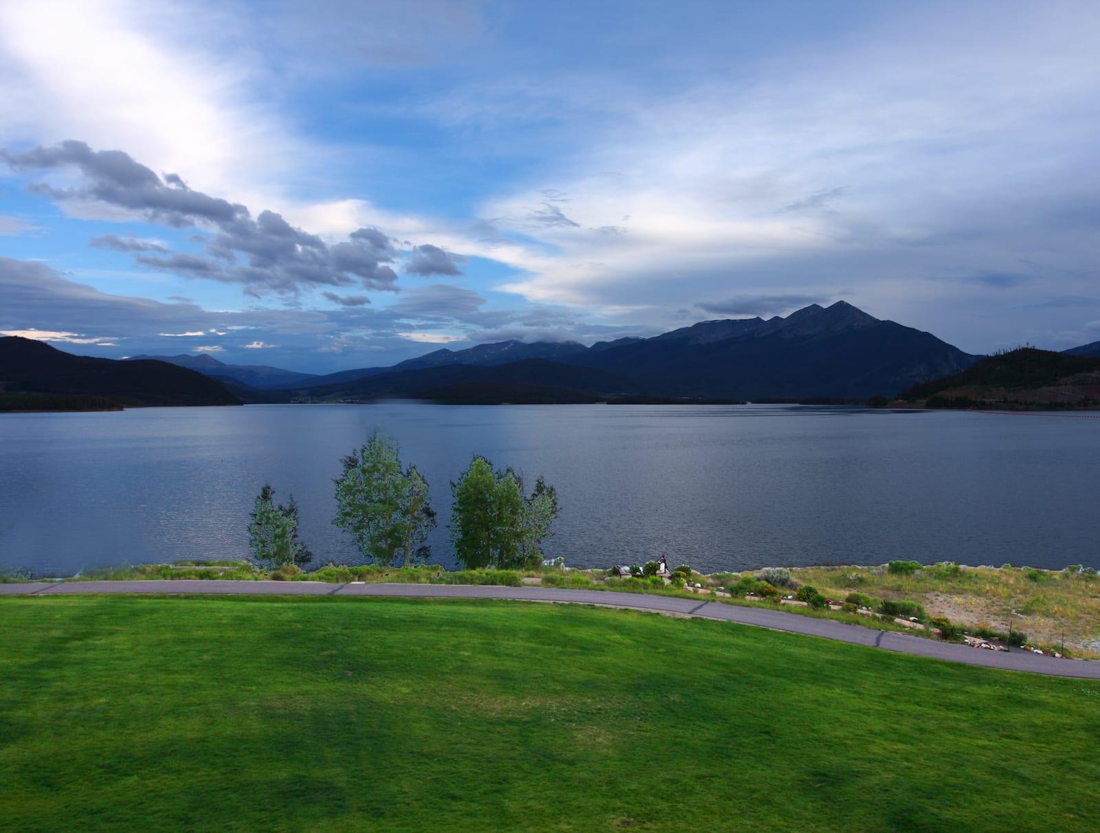 Lake Dillon Reservoir, CO