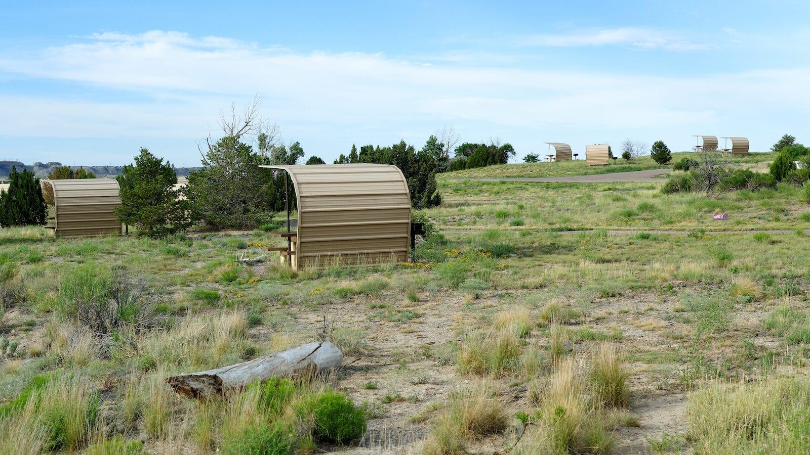 Picnic Sites, Lake Pueblo State Park