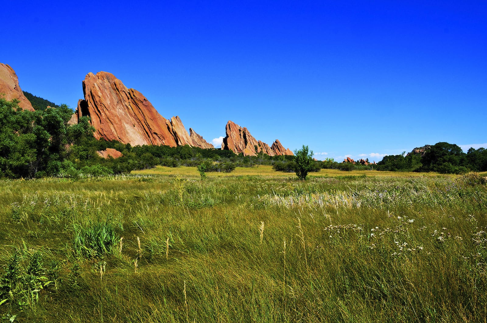 Roxborough Park, Co