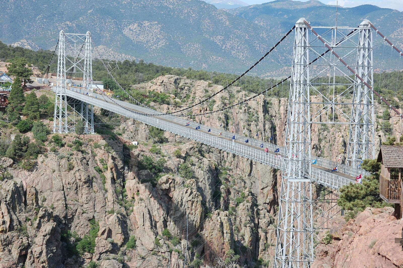 image of Royal Gorge Bridge